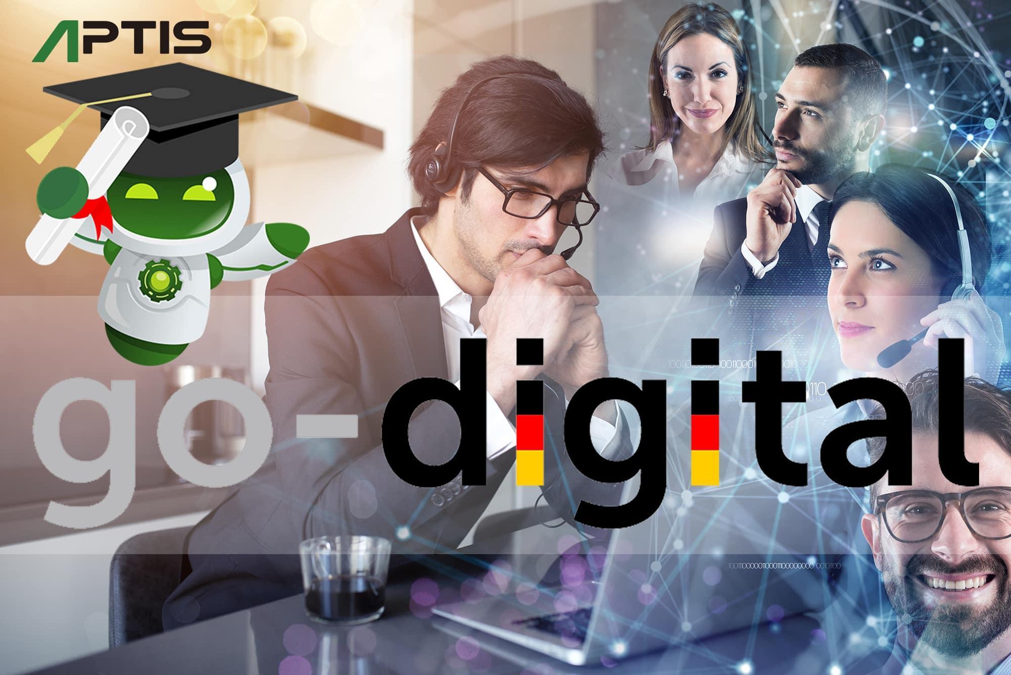 Go-Digital-Förderung jetzt auch für die Umrüstung auf Remote-Arbeitsplätzen