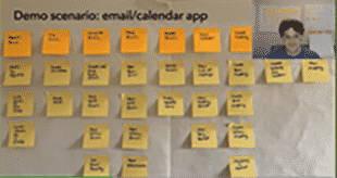 example story map