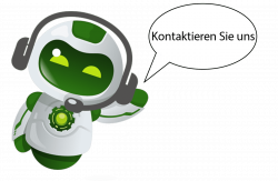 Roboter Kontaktfür CIB Kampagne